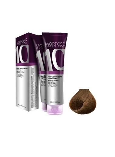 Morfose Morfose Saç Boyası 100 Ml 6.73 Yoğun Kapuçino Kahve Renkli